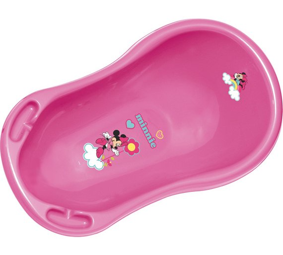 Buy Disney Minnie Mouse Bath at Argos.co.uk - Your Online Shop for ...