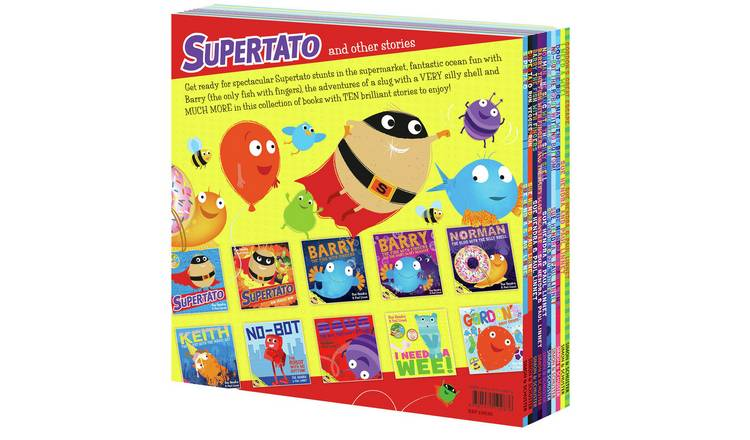 Supertato Book Box Set