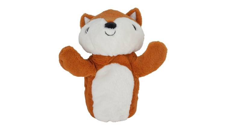 Wildlife Wonders Fox Hand Puppet