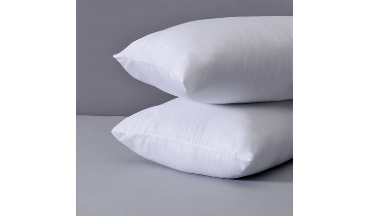 Argos Home Firm Support Pillow - 2 Pack