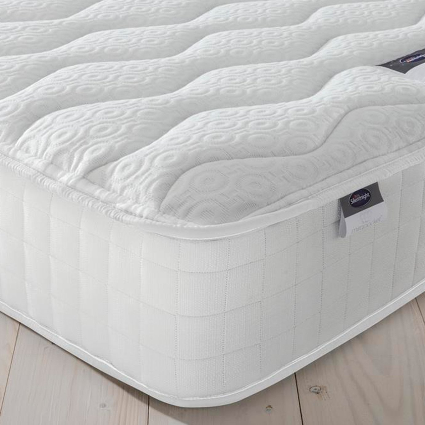 Silentnight 1400 Pocket Memory King Size Mattress
