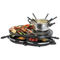 Gourmet Raclette and Fondue Maker.