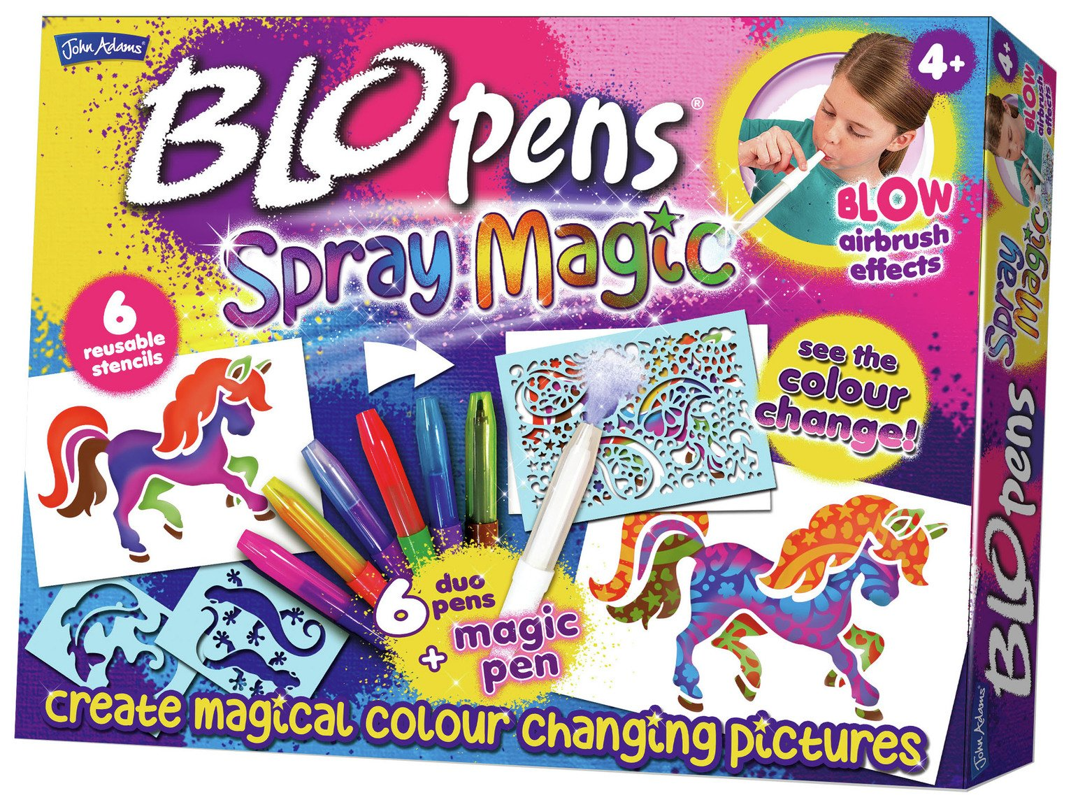 Image of BLO Pens Spray Magic Set