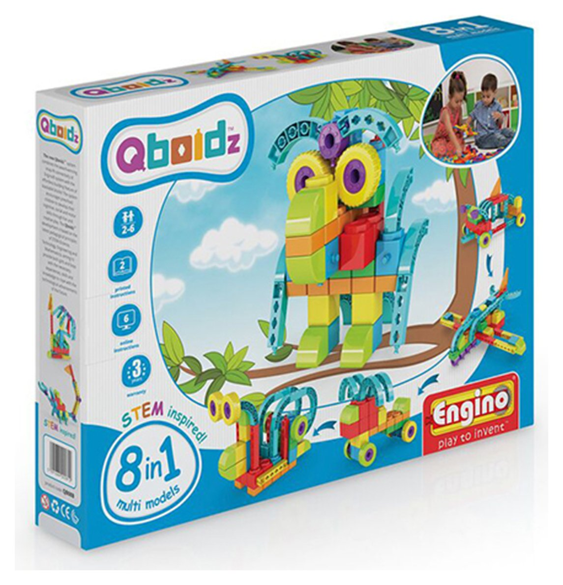 engino-qboidz-8-in-1-owl-multi-model-set