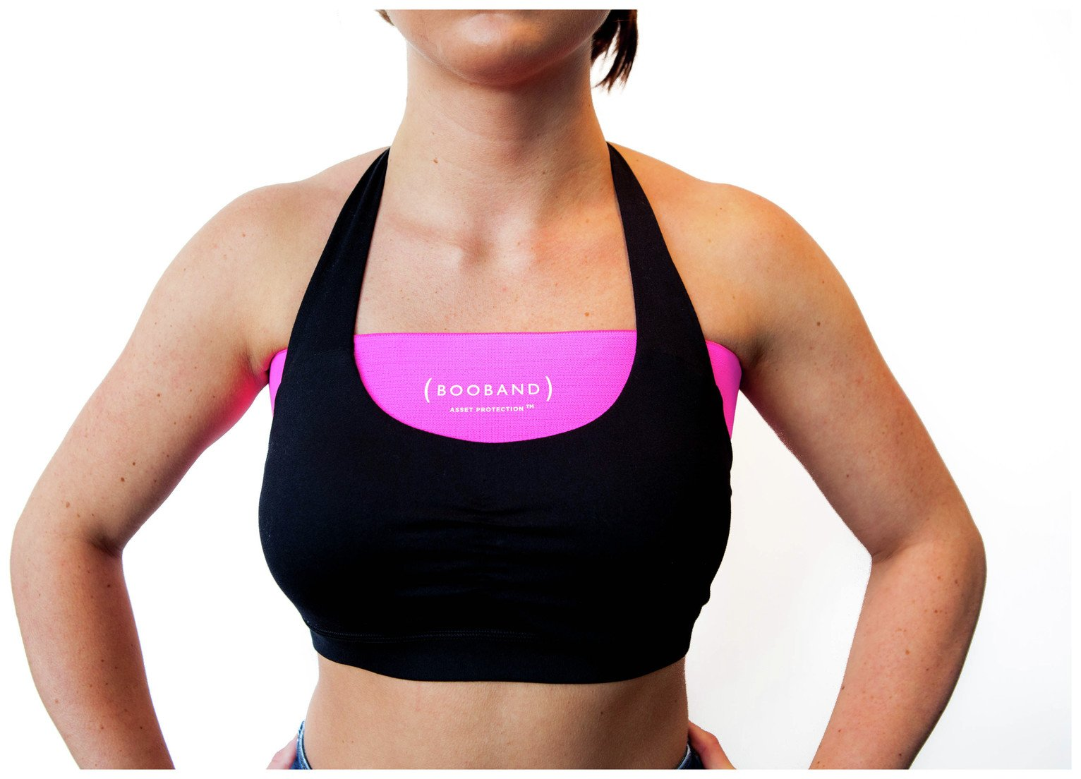 Image of Booband Medium Breast Support - Pink
