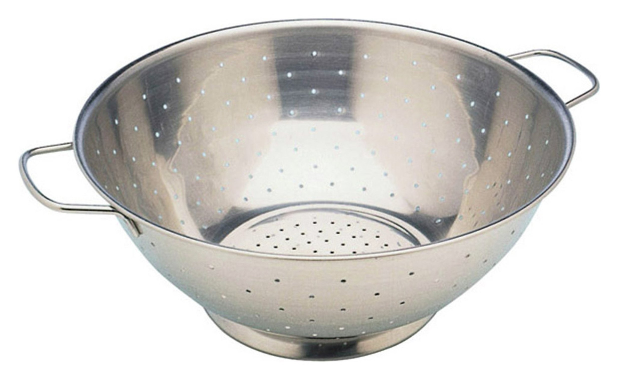 Zodiac 33cm Rice Colander - Stainless Steel