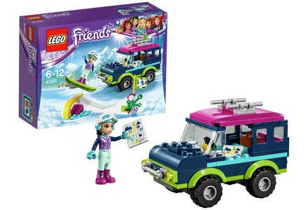 LEGO Friends Snow Resort Off Roader - 41321.