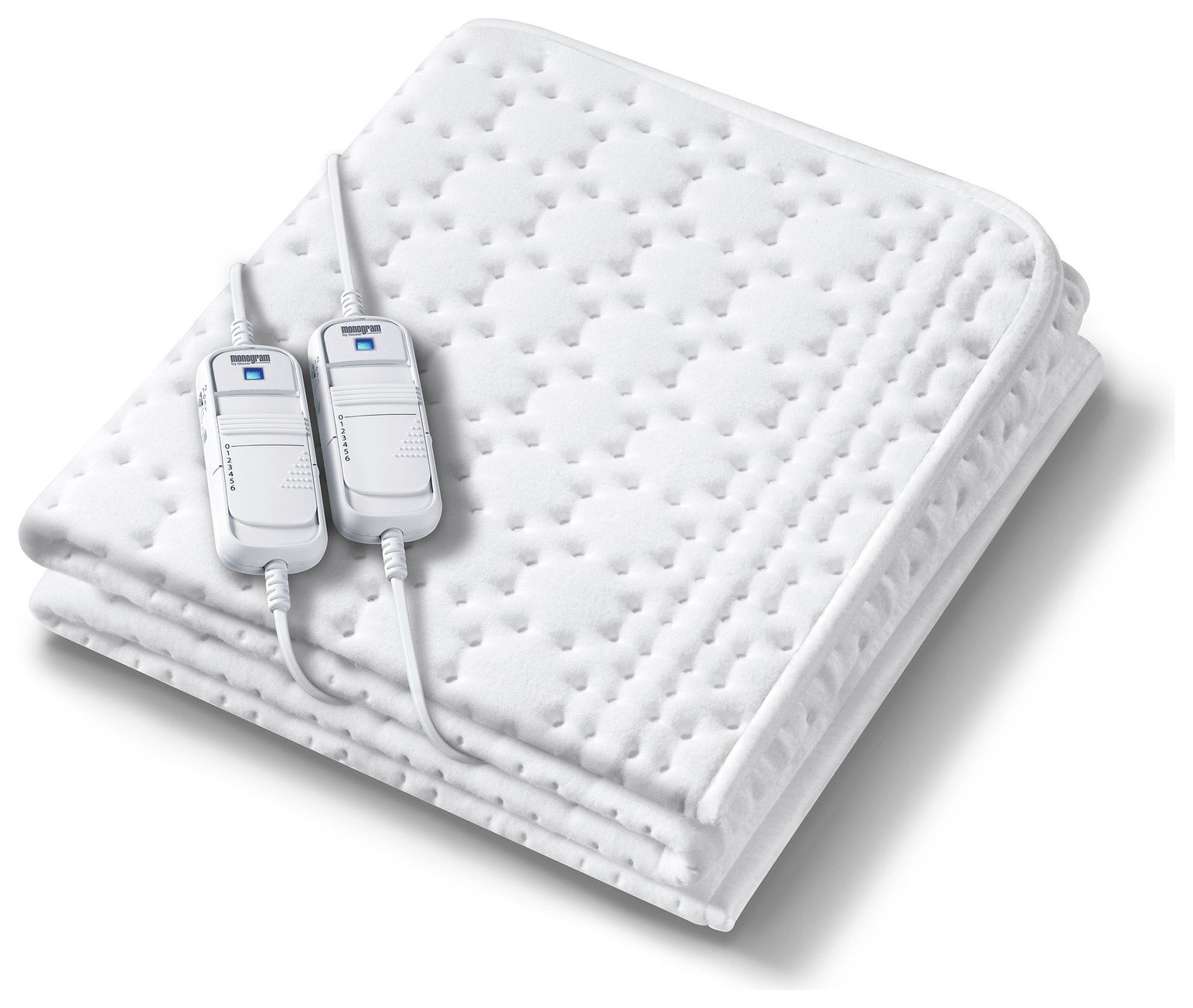 Image of Beurer Allergyfree Dual Control Heated Blanket - Superking