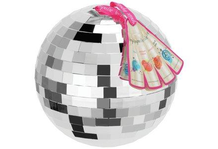 Impulse Fragrance Glitter Ball