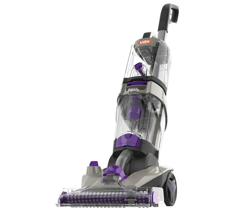 Vax Rapid Power Advance Carpet Cleaner - ECJ1PAV1