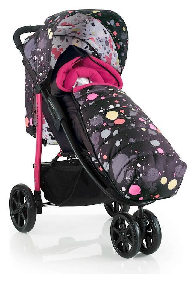 Image of Cosatto Busy Stroller - Seattle