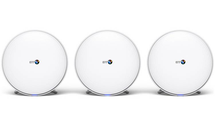 BT Whole Home Wi-Fi Triple Pack