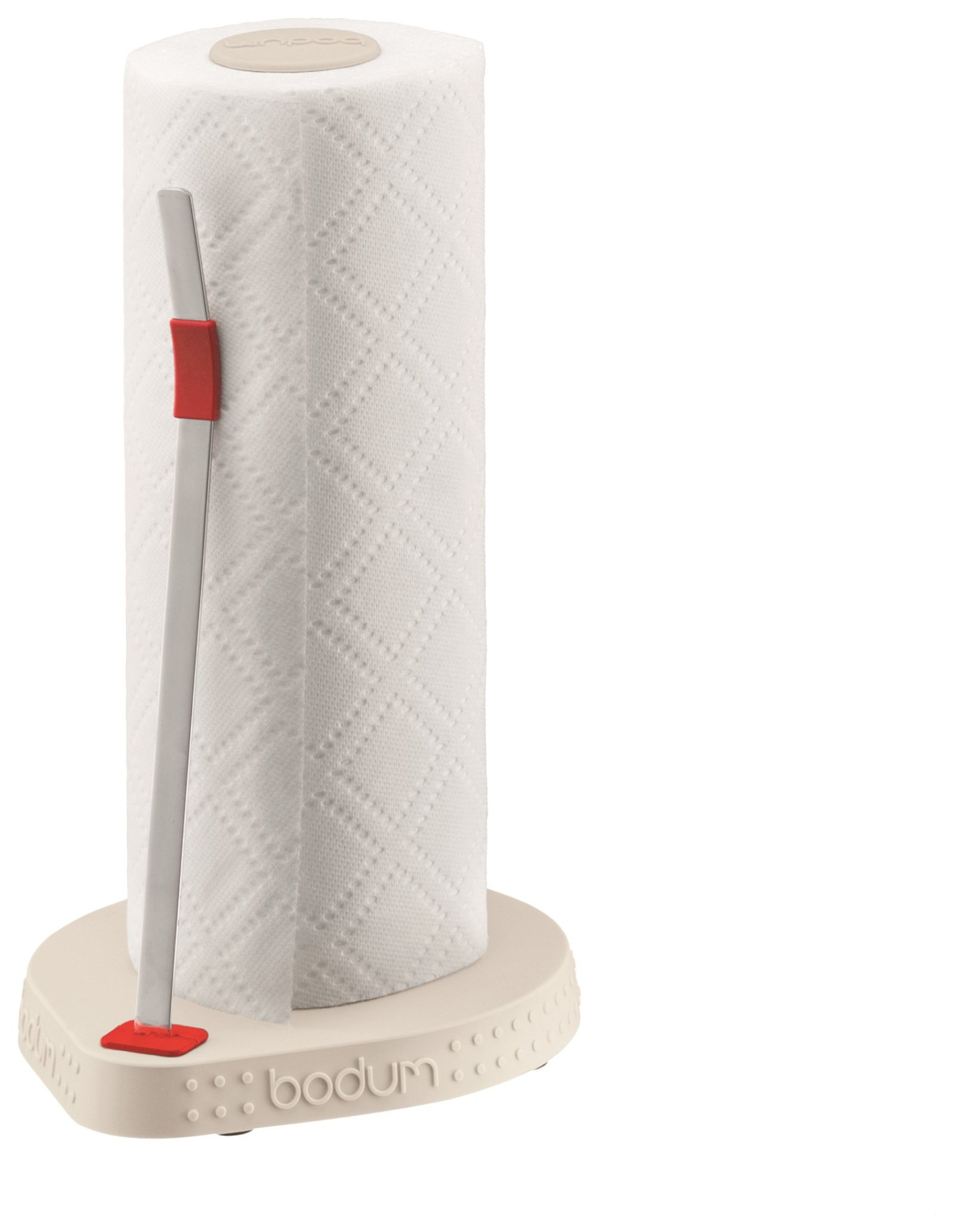 Image of Bodum Bistro Paper Roll Holder - White