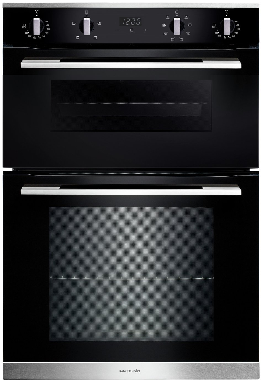 Rangemaster 9048 Electric Cooker 56L - Black