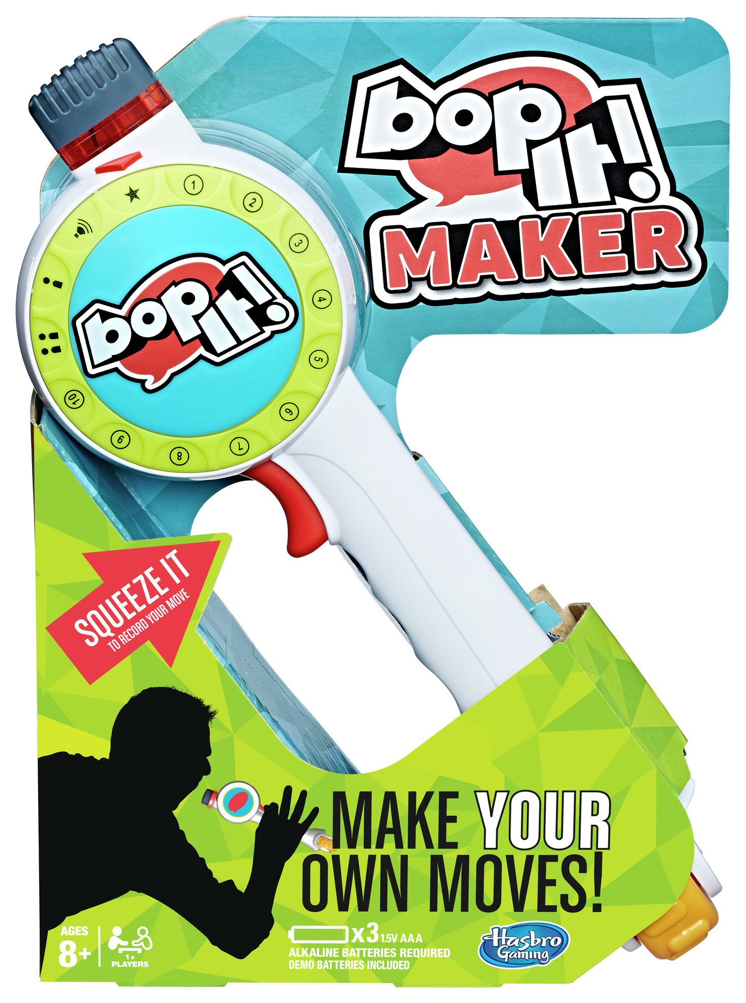 Image of Bop It! Maker Game from Hasbro Gaming