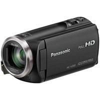 Panasonic V260 Full HD Camcorder - Black