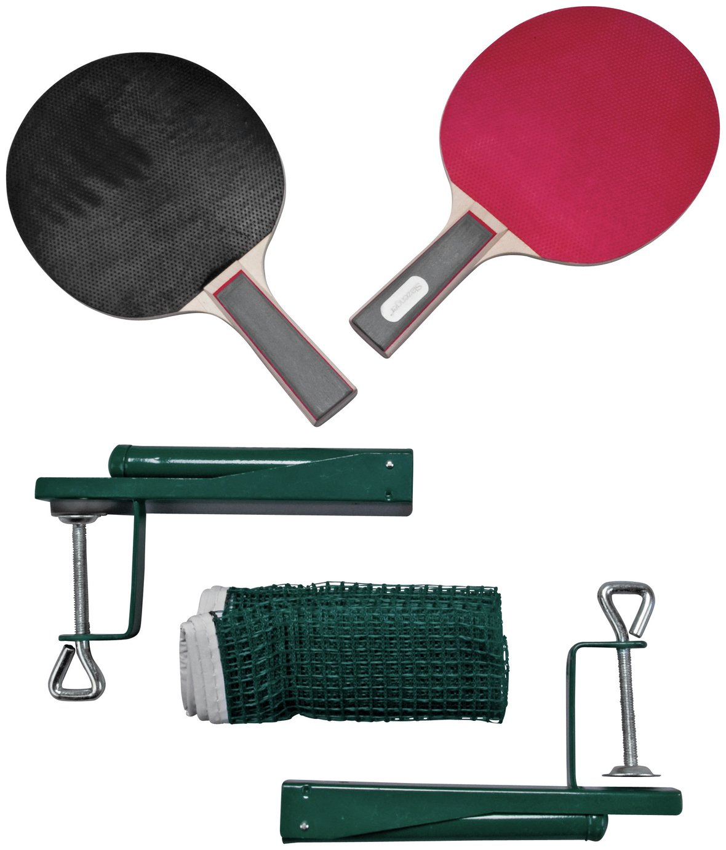 Slazenger Combat 2 Player Table Tennis Set
