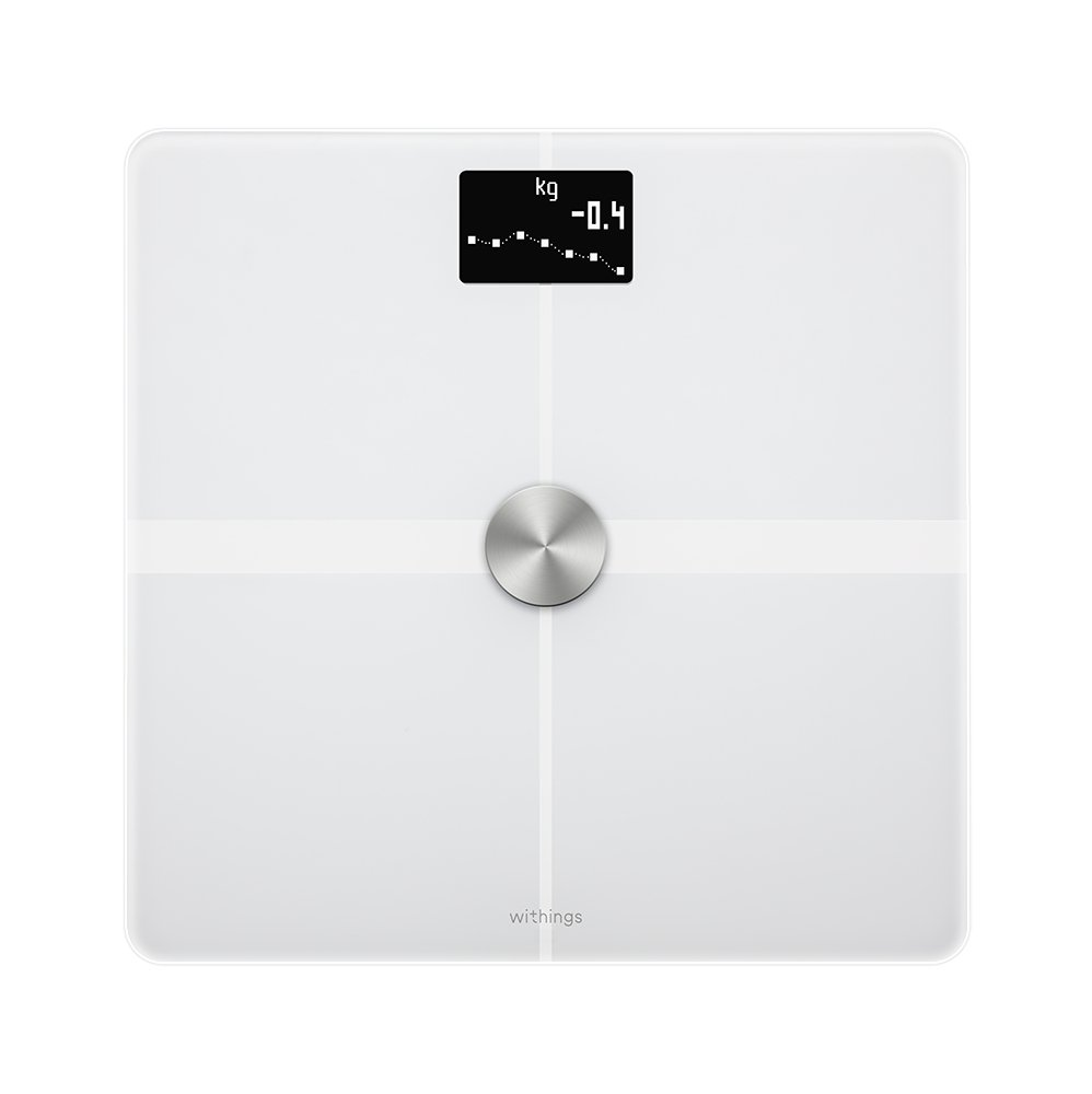 Withings Body+ Body Compostion Wi-Fi Scale - White