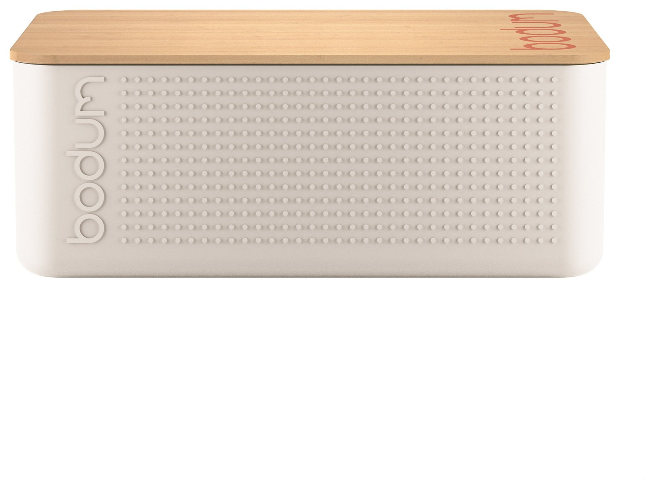 Image of Bodum Bistro Bread Box - White
