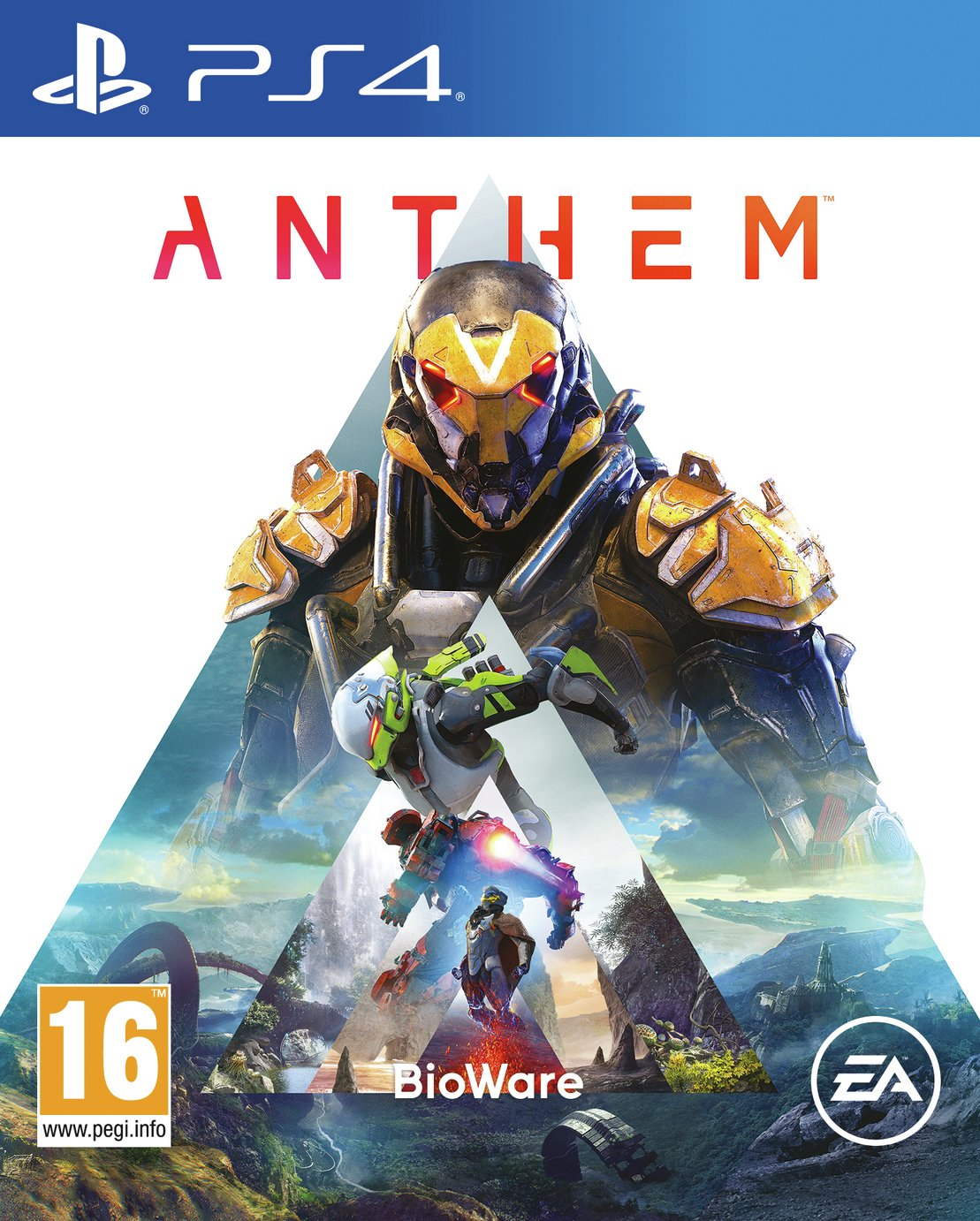 Anthem PS4 Pre-Order Game.