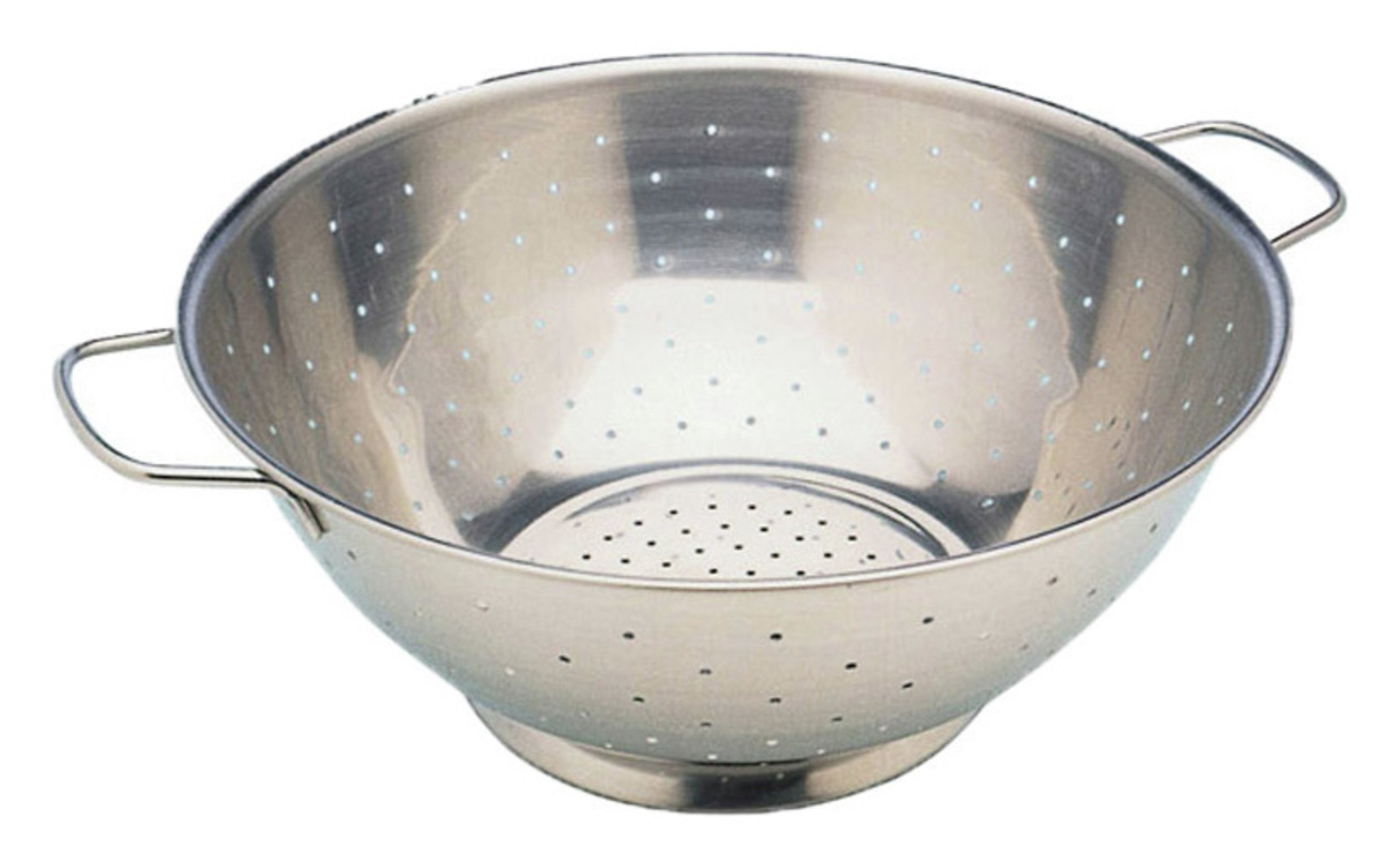 Zodiac 41cm Rice Colander - Stainless Steel