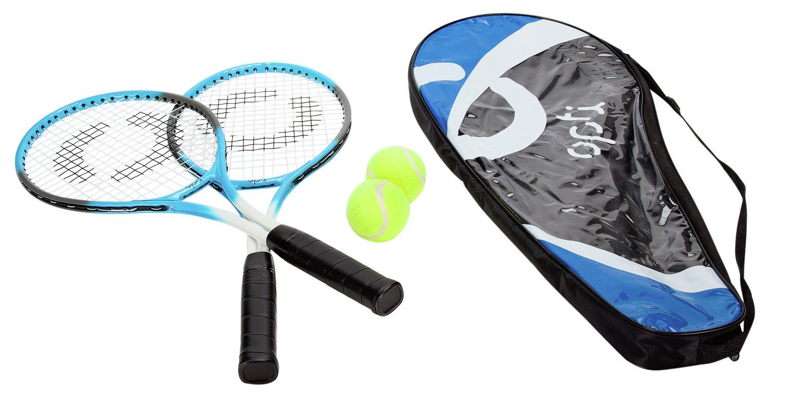 Opti 2 Person Tennis Set