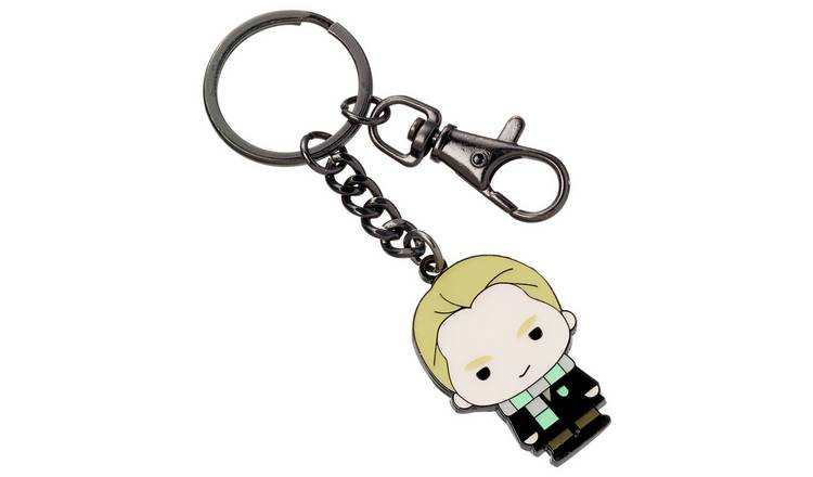 Harry Potter Draco Malfoy Keyring