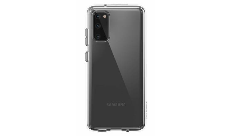 Presido Pro Samsung S20+ Phone Case - Clear