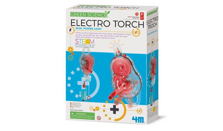 4M Green Science Electro Torch