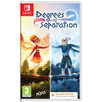 Degrees of Separation Nintendo Switch Game Pre-Order Game