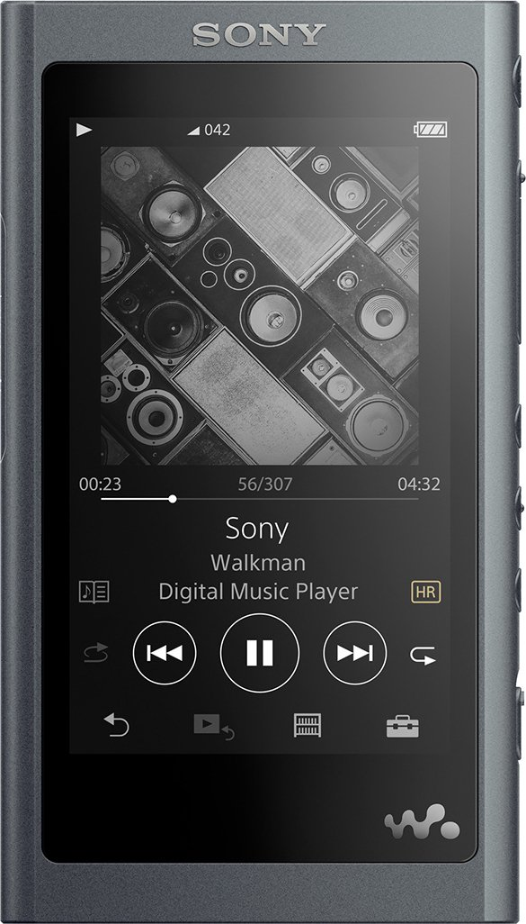 Sony NW-A55L 16GB MP3 Walkman Player - Black