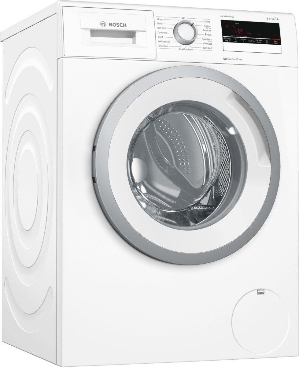 Bosch WAN28201GB 8KG 1400 Spin Washing Machine - White