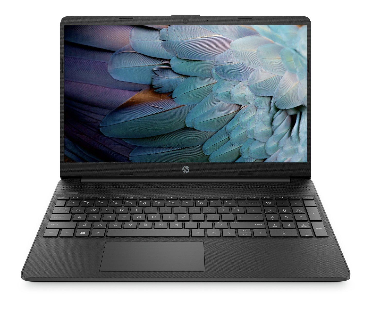 HP 15.6in Pentium Gold 8GB 1TB Laptop
