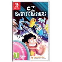 Cartoon Network Battle Crash Nintendo Switch Game Pre-Order