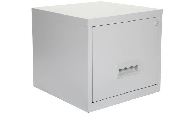 03695bcc78f Buy Pierre Henry 1 Drawer Filing Cabinet - Grey