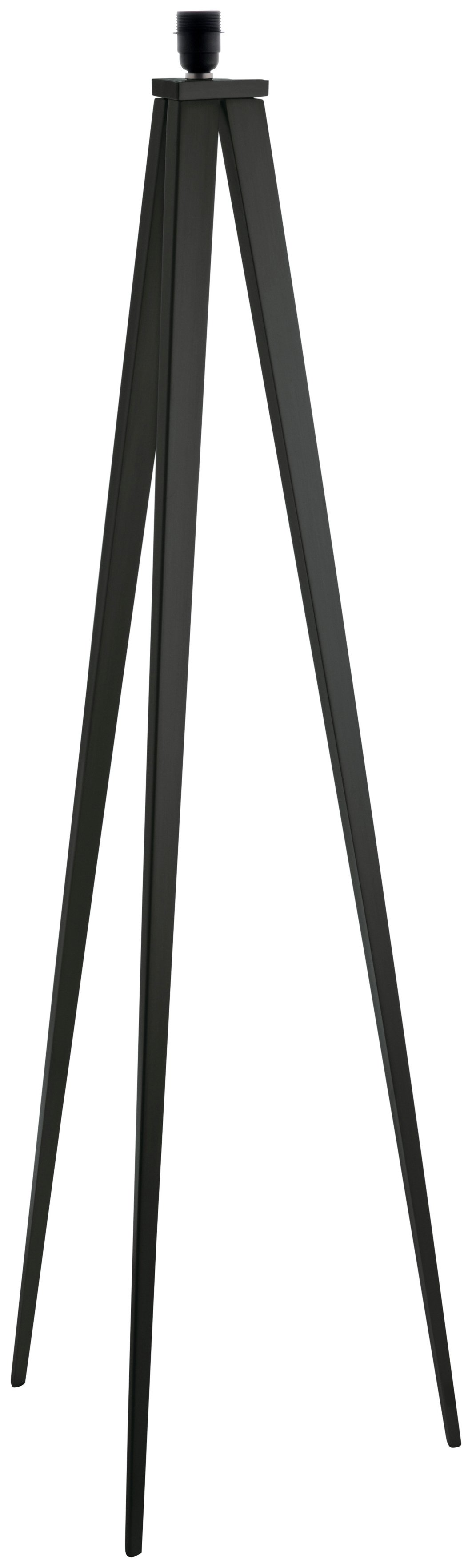 Habitat Yves Metal Tripod Floor Lamp - Black