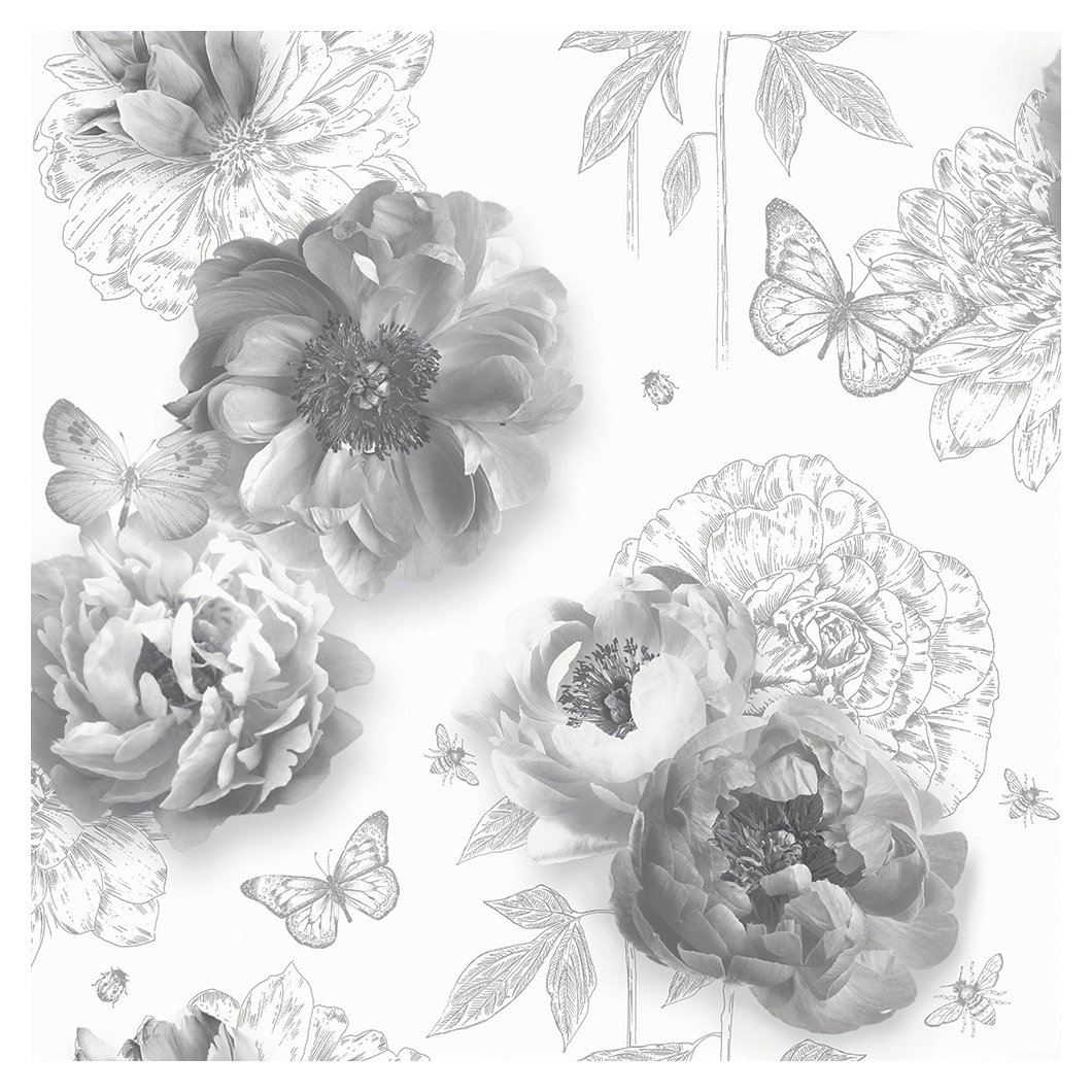 Image of Arthouse Flower Gardmon Wallpaper