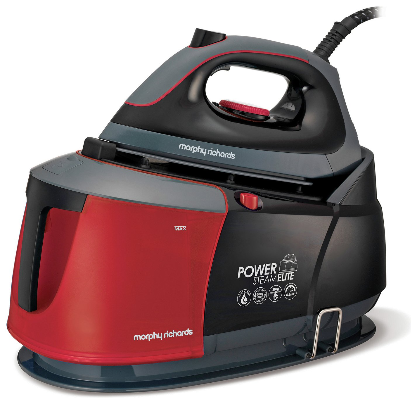 Morphy Richards 332013 Power Elite & Lock Steam Generator