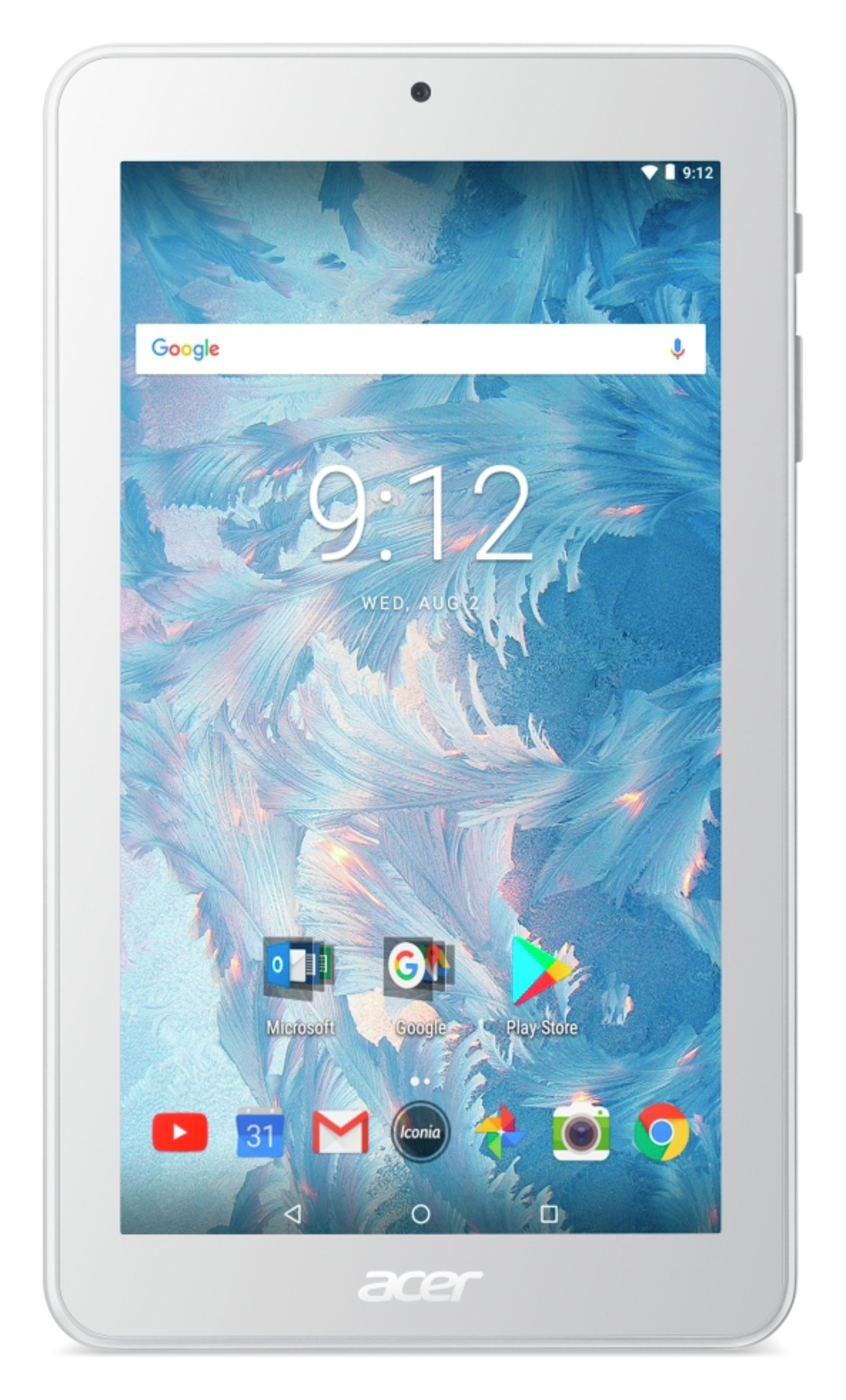 Image of Acer Iconia One 7 Inch 16GB Tablet - White