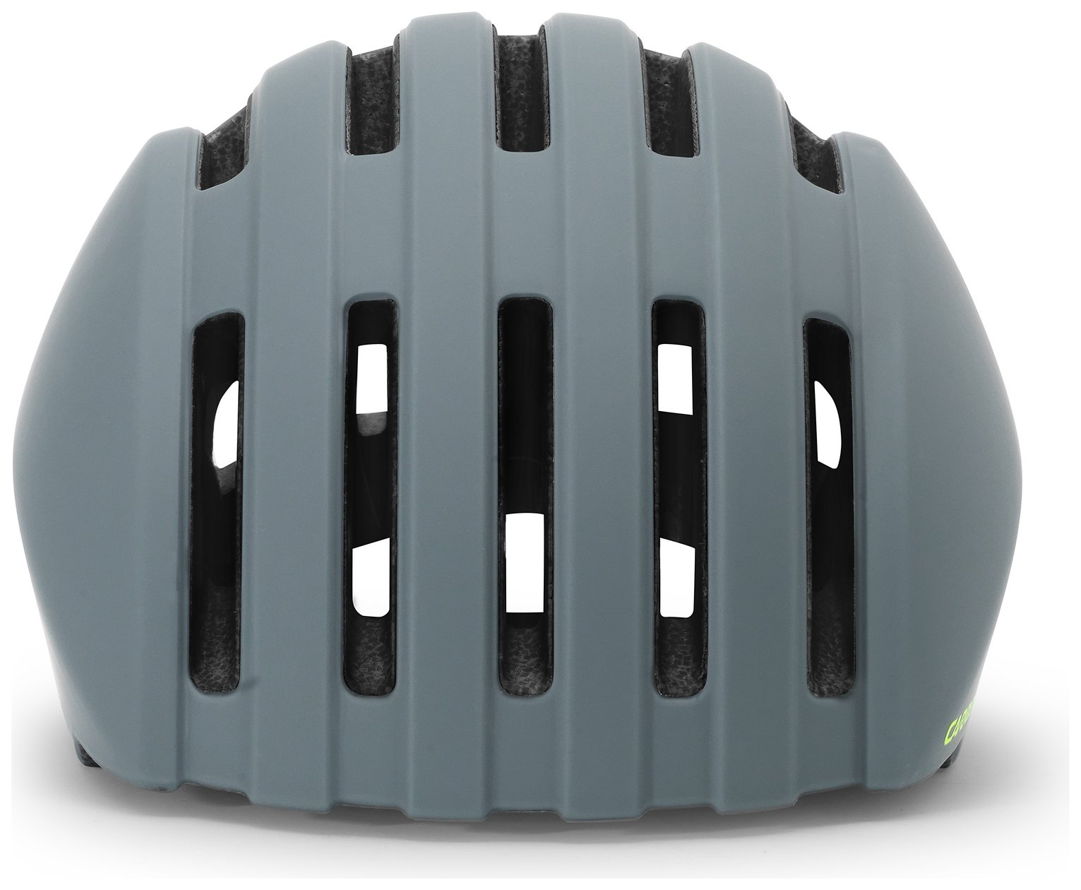 Image of Carrera Precinct Helmet - Matte Charcoal & Acid