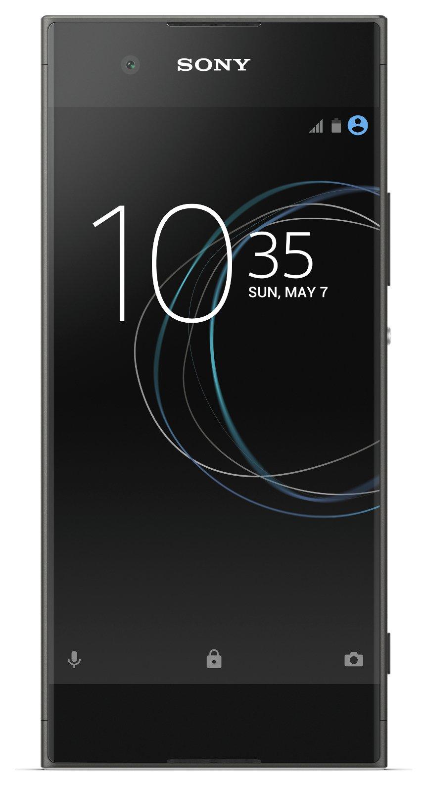SIM Free Sony Xperia XA1 32GB Mobile Phone - Black