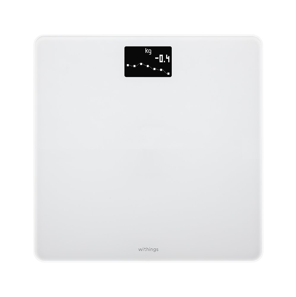 Withings Body Analyser Scales - White