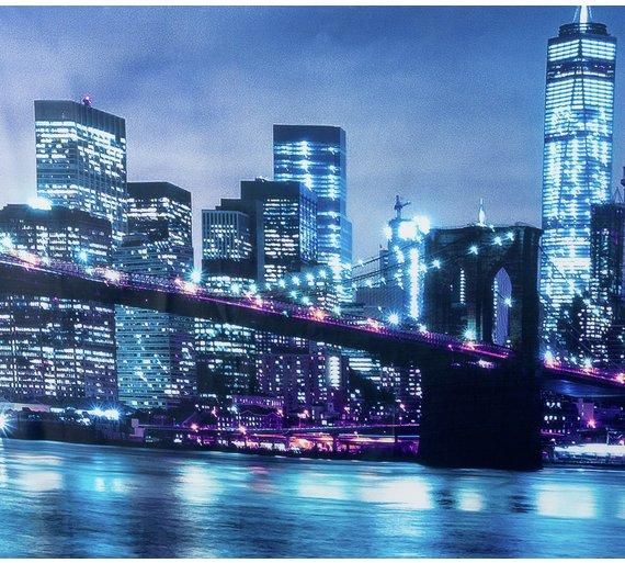 Buy Argos Home New York Skyline Shower Curtain