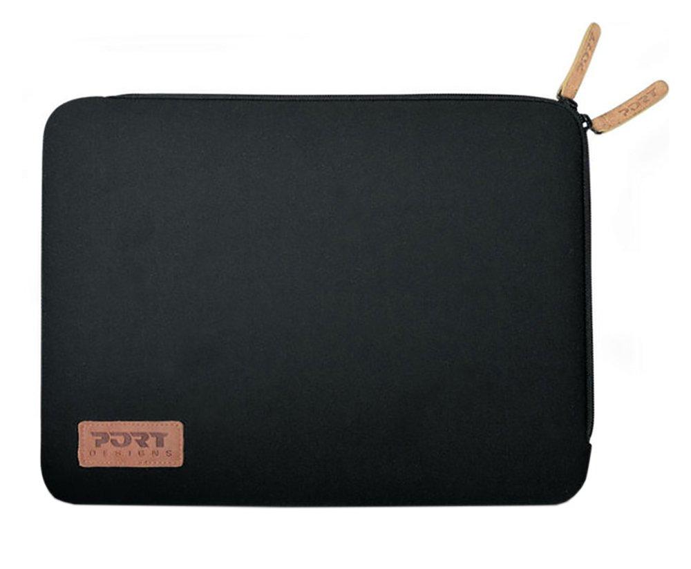 Port Designs - Torino 15.6 Inch - Laptop Sleeve - Black