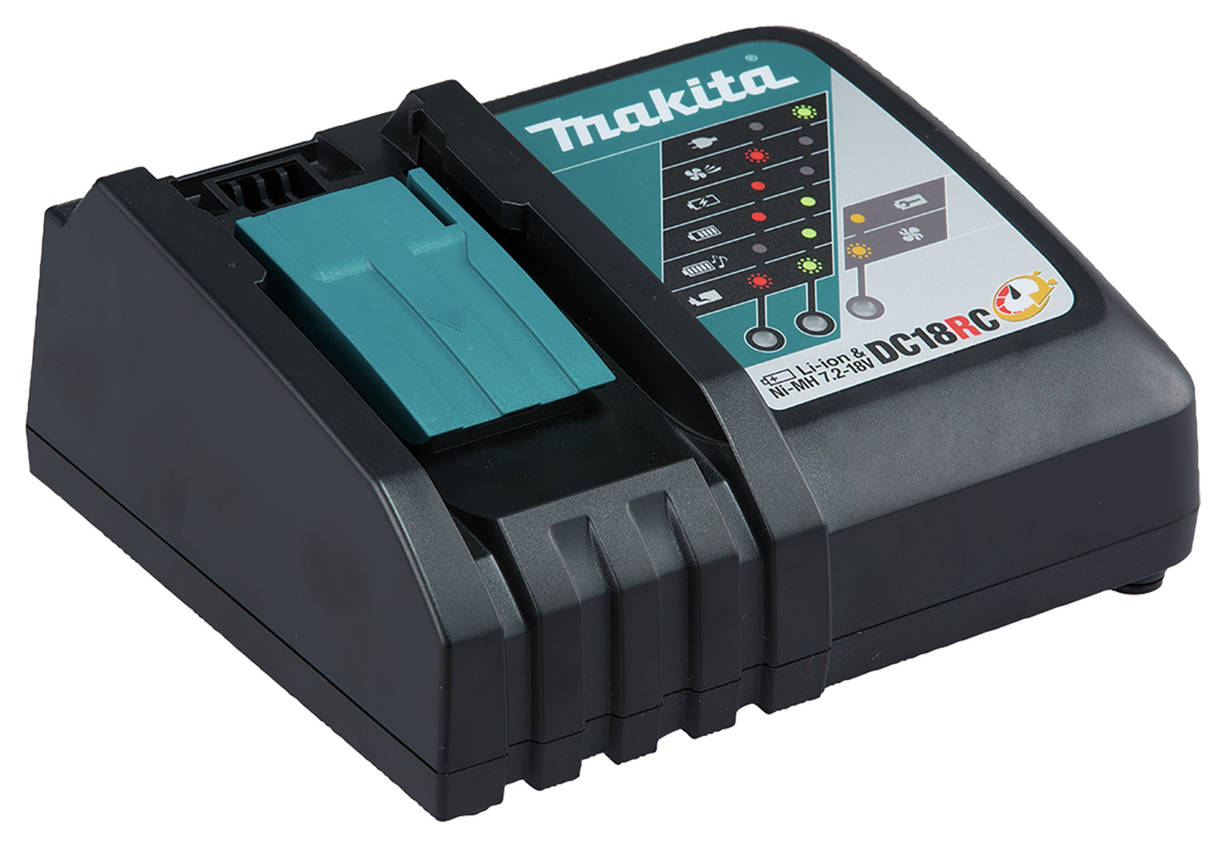 Makita 18V LXT Rapid Battery Charger