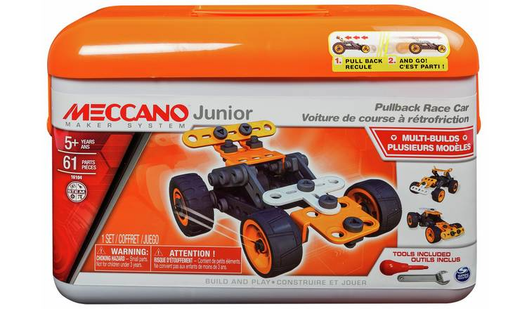 Meccano Junior Tool Box