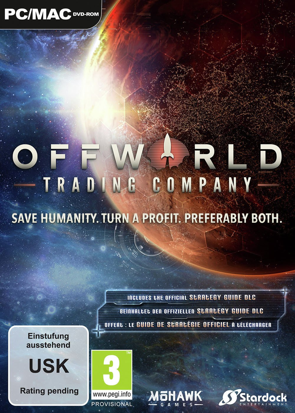 Offworld Trading Company PC Game