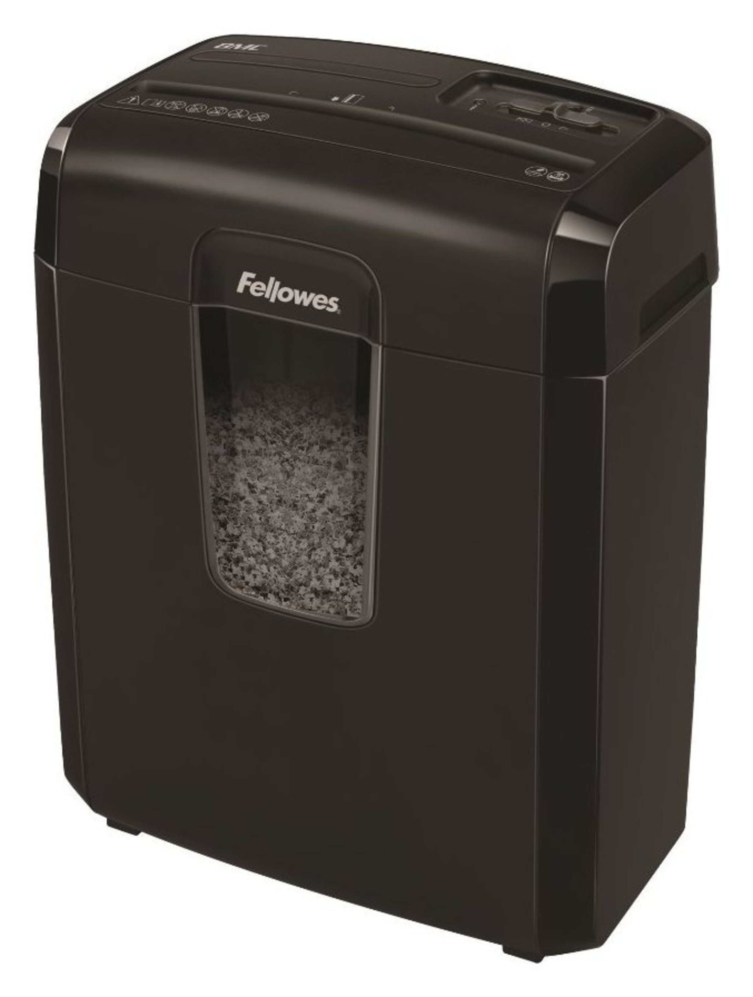 Image of Fellowes 8MC 8 Sheet Micro Cut Shredder