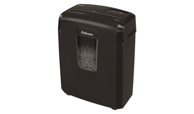 Fellowes 8MC 8 Sheet Micro Cut Shredder