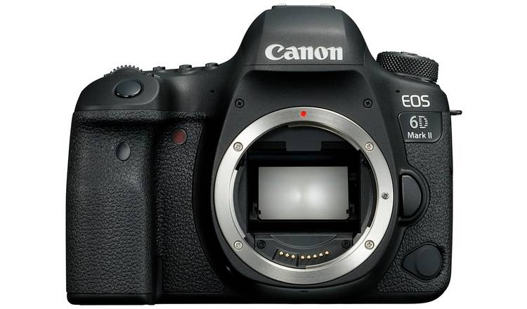 Canon EOS 6D MK 2 DSLR Camera Body